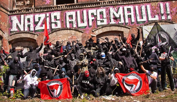 Antifa germany crew