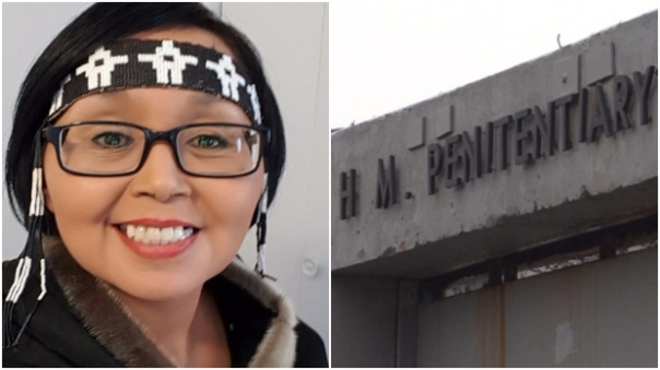 Innu beatrice-hunter prison