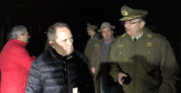 Mapuche cops killing