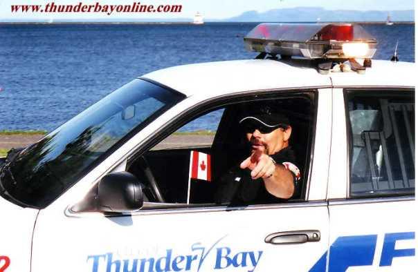 Thunder Bay pig