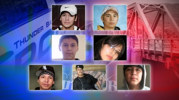 Thunder Bay youth deaths