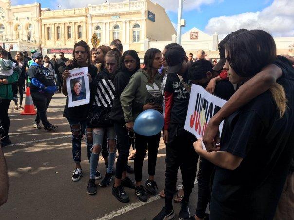 Australia Elijah Doughty rally
