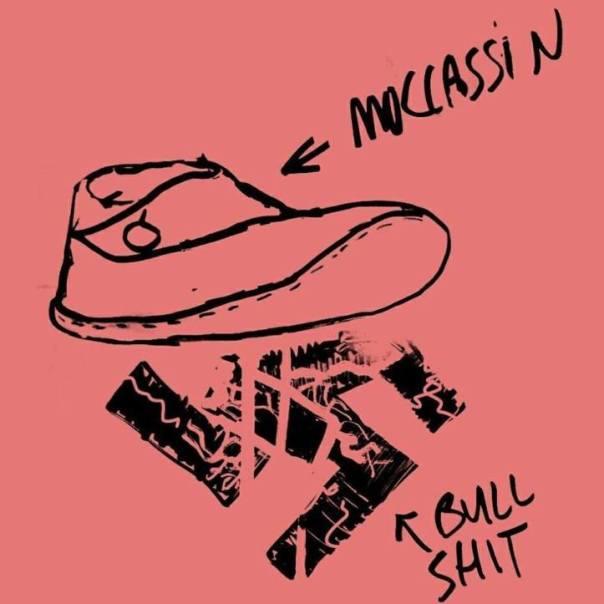 Mocassin step