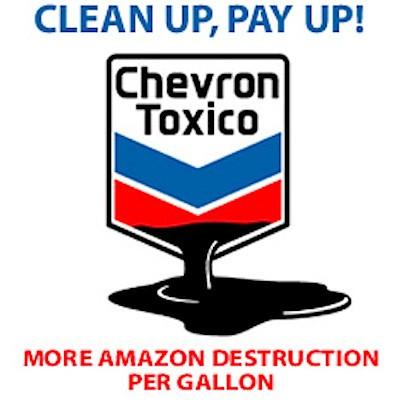 Chevron pay up