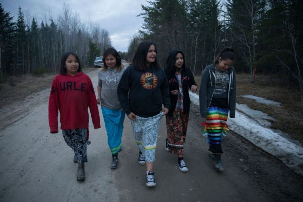 grassy-narrows-five-girls