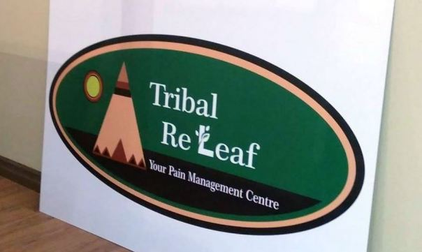 tribal relief