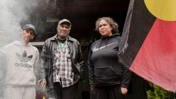 Australia tent embassy occupation