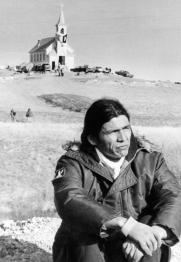 Dennis Banks AIM Leader