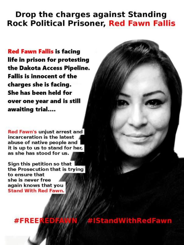 red fawn petition
