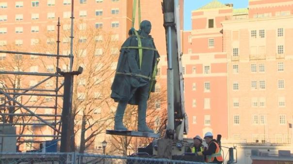 Halifax cornwallis-statue removal