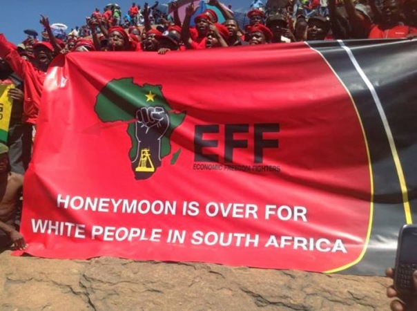 South Africa banner eff