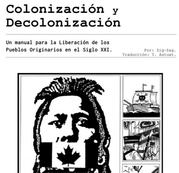 Colonization Decolonization spanish cover