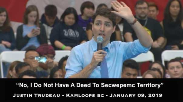 kamloops trudeau town hall 2