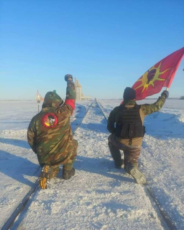 Unistoten 2020 manitoba train warriors